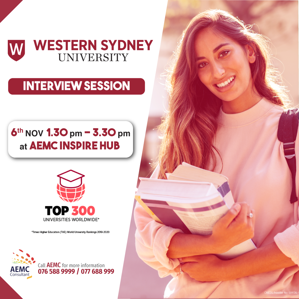 Western Sydney University Interview Session