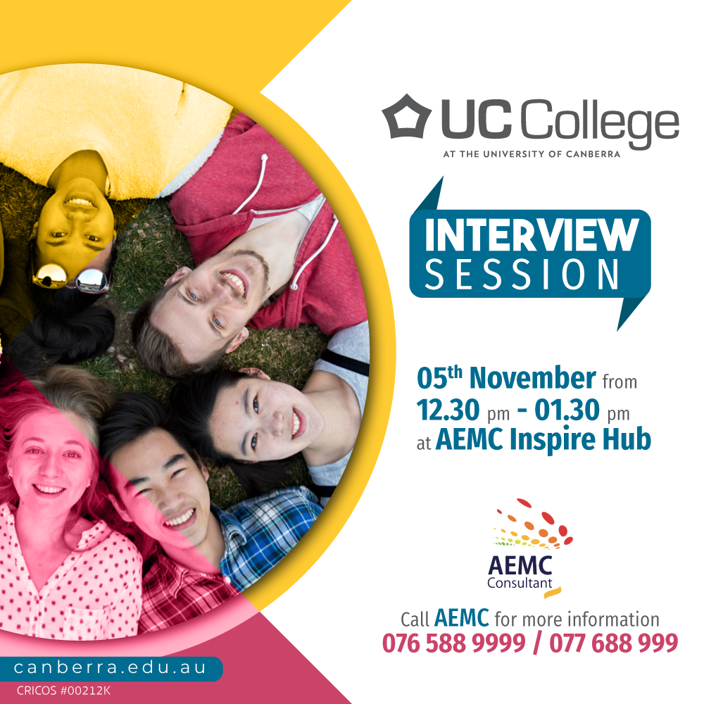 University of Canberra College Interview Session